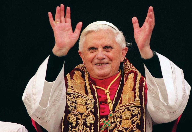 Сегодня уходит со своего поста Бенедикт XVI