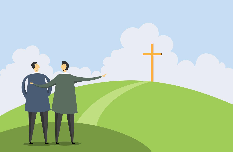 Как говорить о вере с друзьями, которые ни во что не верят