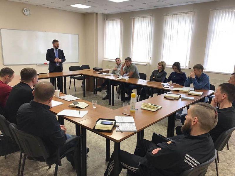 Третья сессия образовательного курса «Восхождение» завершилась в Москве