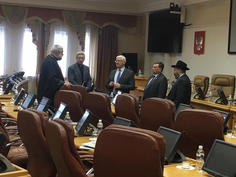 В Иркутске члены межконфессионального совета обсуждали способы профилактики экстремизма