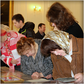 135-летие Московской центральной Церкви ЕХБ (фоторепортаж с аудио)