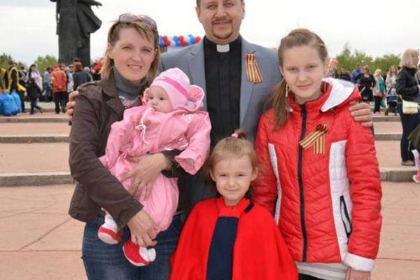Пензенские протестанты приняли участие в Параде Победы
