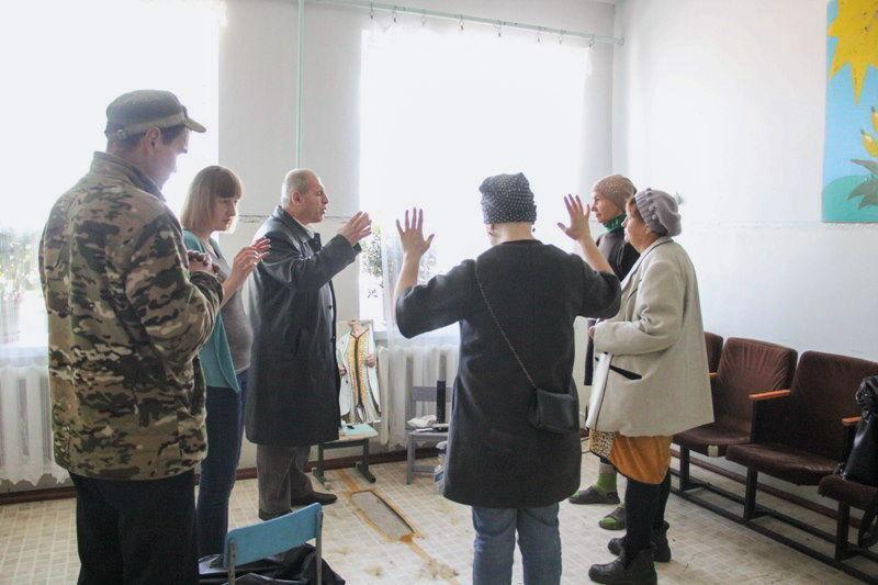 Верующие Благовещенска оказывают социальную поддержку сельчанам