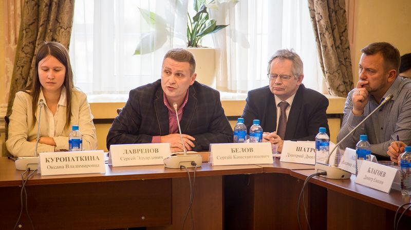 Влияние Реформации на общественное самосознание и самоорганизацию граждан обсудили в Общественной палате РФ
