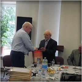 Фоторепотраж о встрече Председателя РС ЕХБ А.В. Смирнова со старейшинами братства
