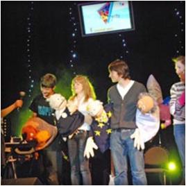 Детско-юношеский пасхальный фестиваль «Первый Шаг»