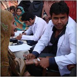 Ушел к Господу добрый христианин, соработник служения евангельских церквей в Пакистане доктор Yasir Yaqoob.