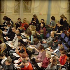 В Нижнем Новгороде состоялись семинары о «Небесном процветании»