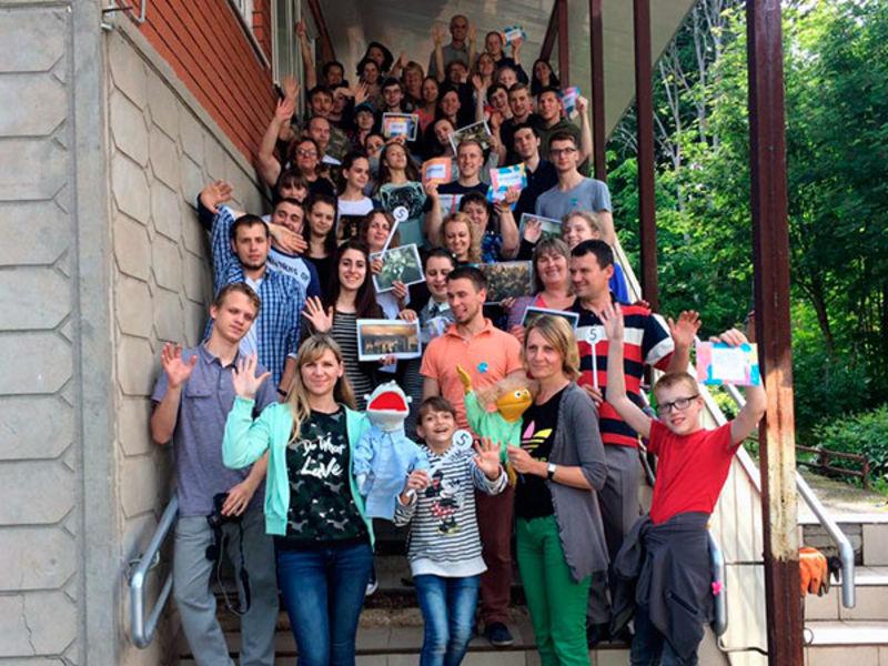 Первый Кукольный Фестиваль Центрального региона России