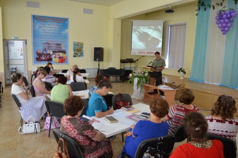 Выпуск центра обучения сестер в Краснокаменске