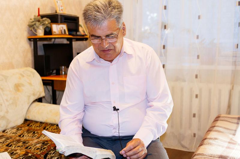 В новом выпуске проекта «Моя Реформация» мусульманин рассказал, как обратился ко Христу