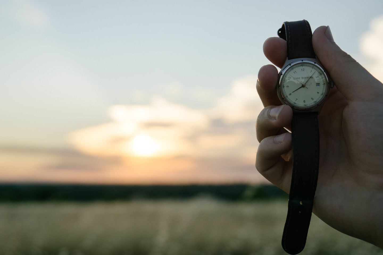 Времени всегда не хватает