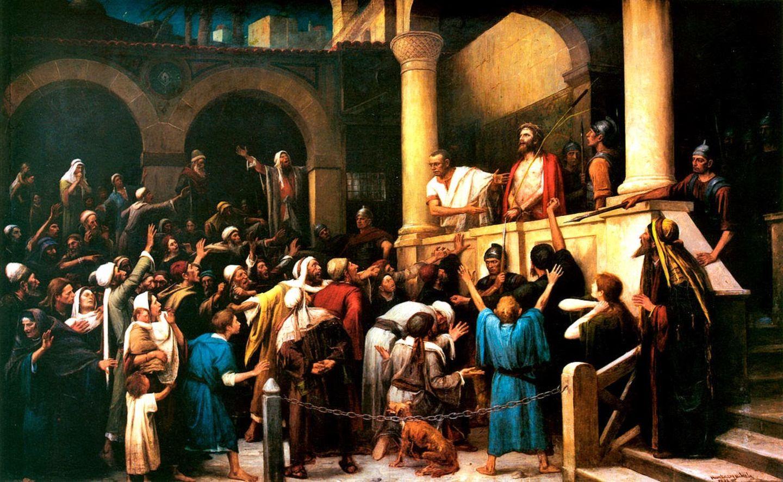 Кровь Его на нас (Великая Суббота)