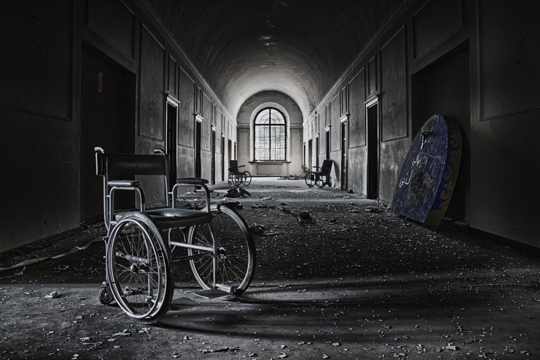 Церковь невидимых болезней
