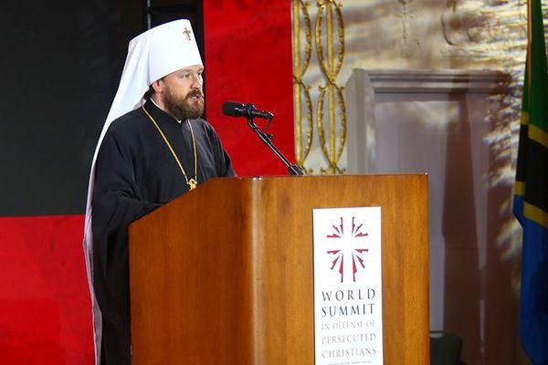 Руководство РОСХВЕ в составе российской делегации на Cаммите в защиту гонимых христиан
