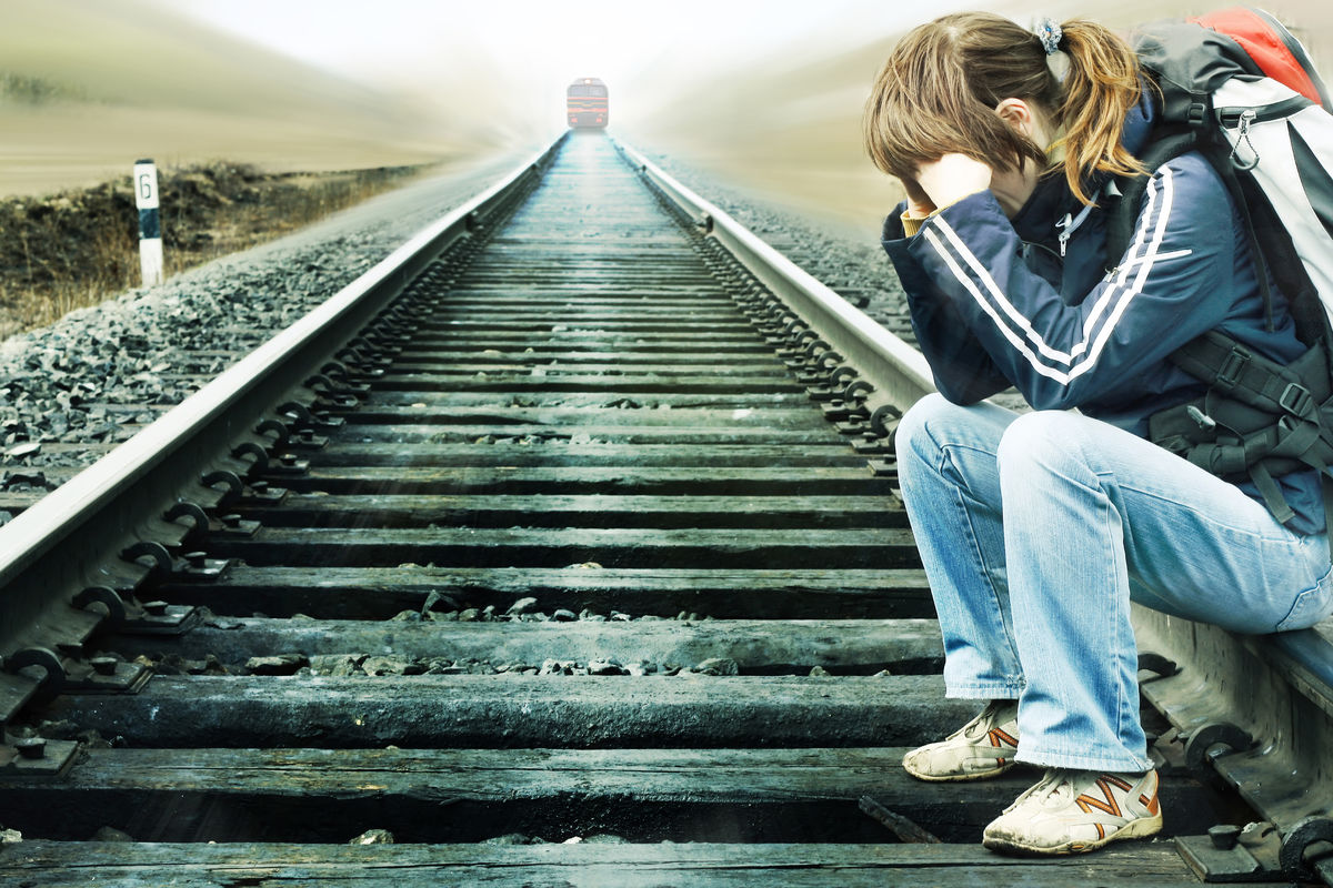 Для 30% протестантов актуальна тема самоубийств