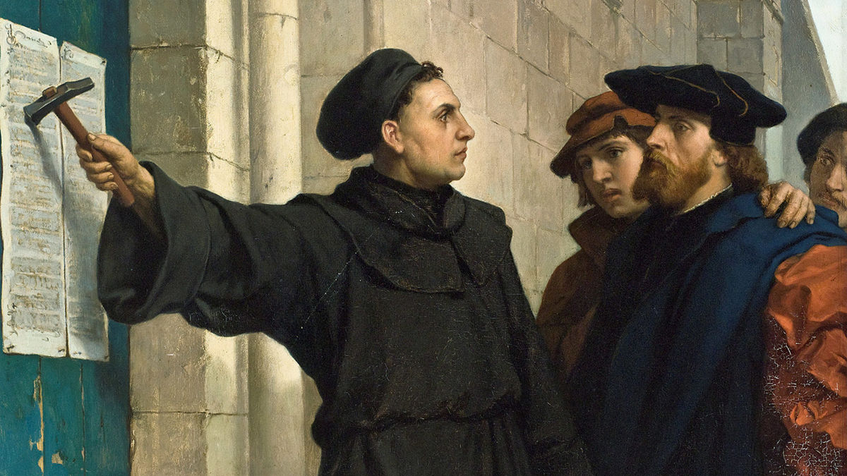 95 причин Мартина Лютера
