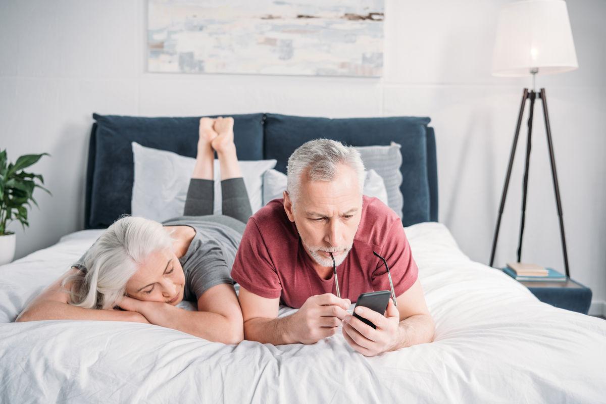 Поговорить о сексе с мужем