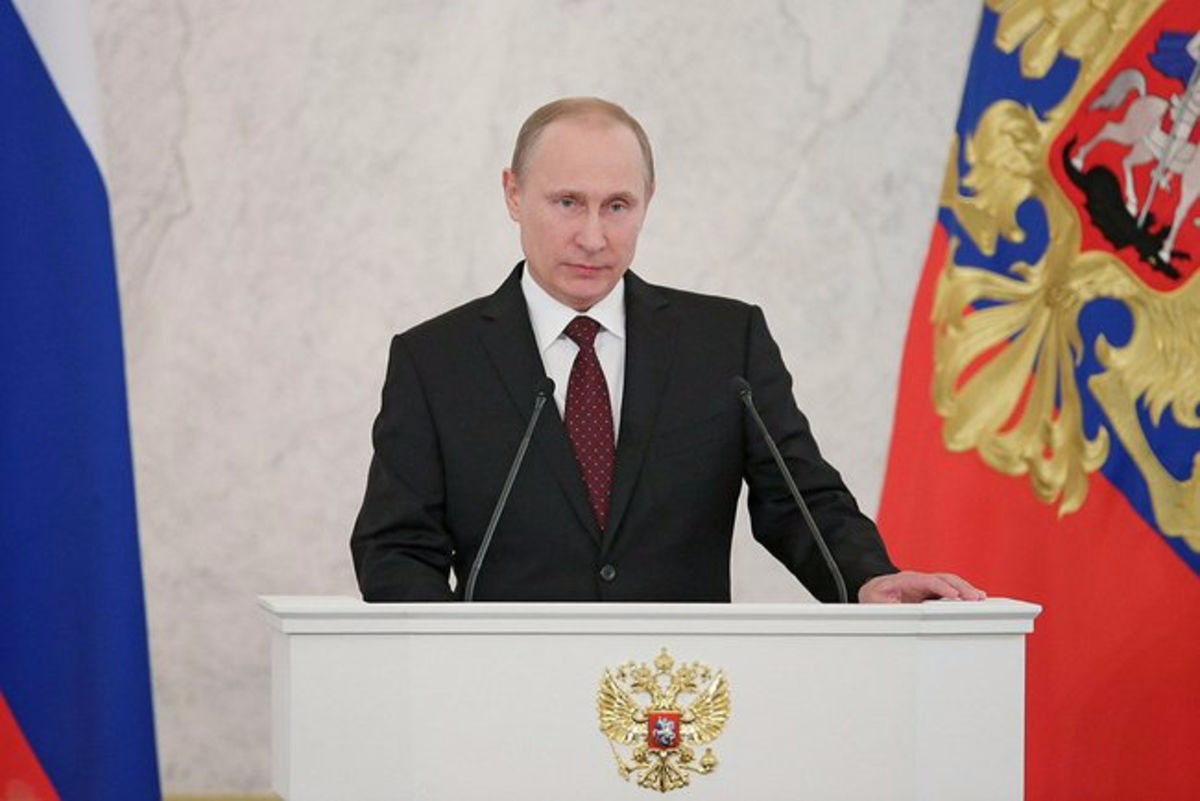 Владимир Путин заявил об остроте проблемы гонений христиан на Ближнем Востоке