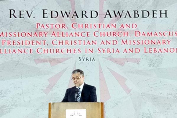 Епископ Константин Бендас: «Мы услышали о страдании христиан Сирии из первых уст»