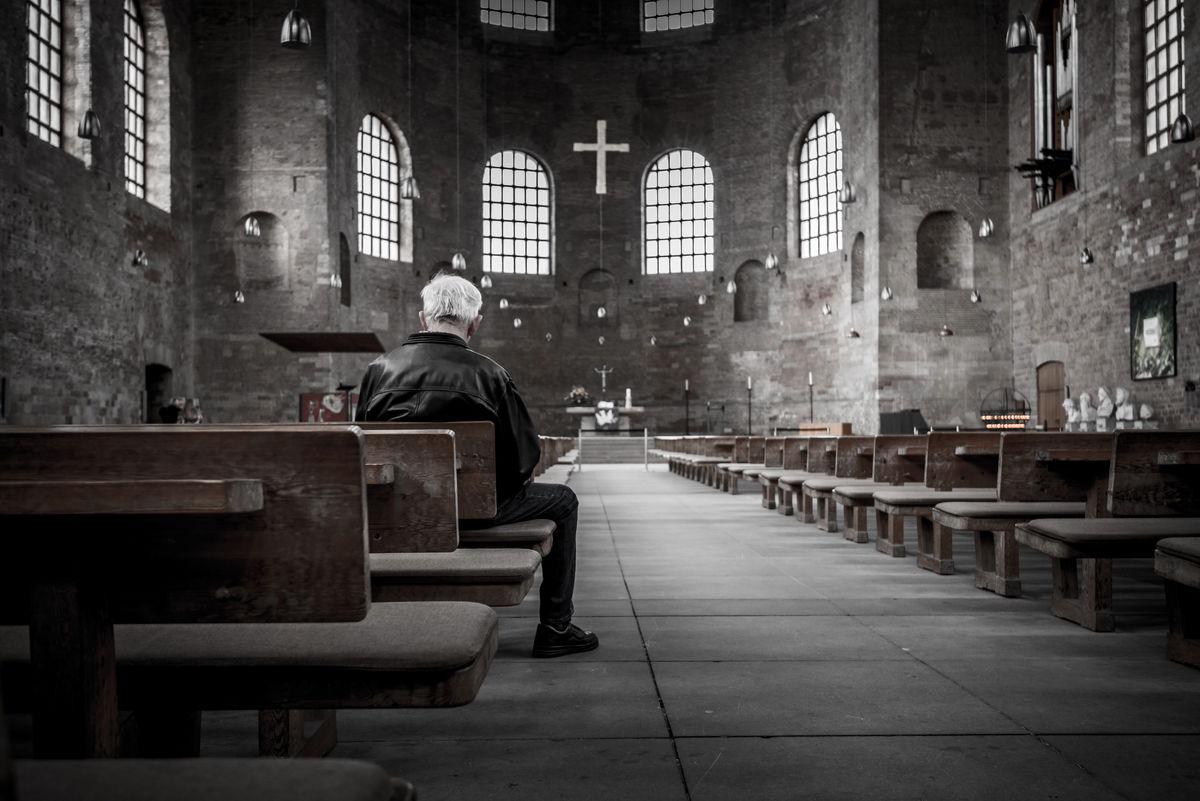 Для основания новых церквей не обязательно быть мачо