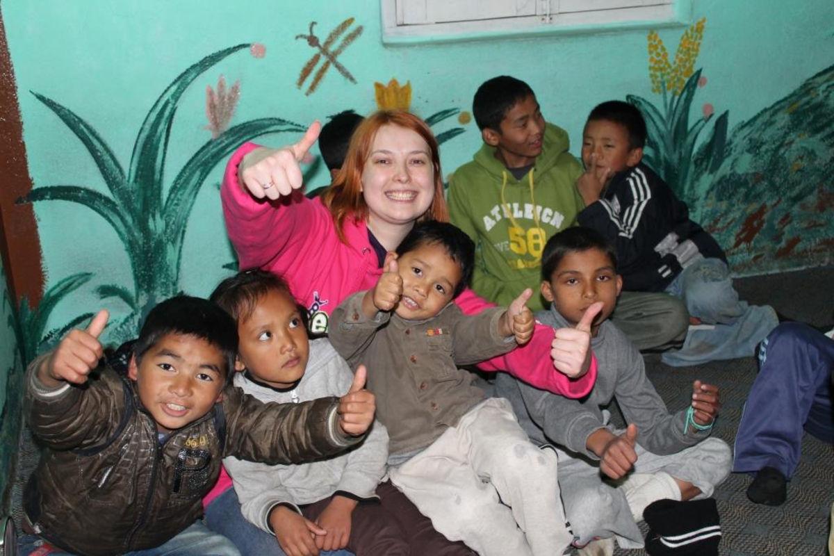 Российские миссионеры побывали в Непале