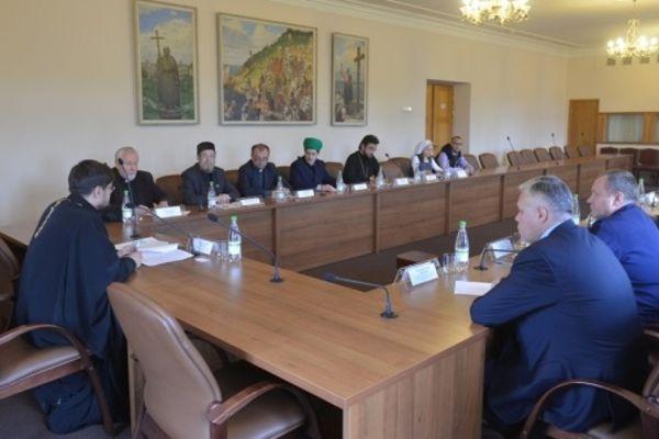 Епископ Сергей Ряховский подтвердил готовность протестантских церквей участвовать в помощи населению Сирии