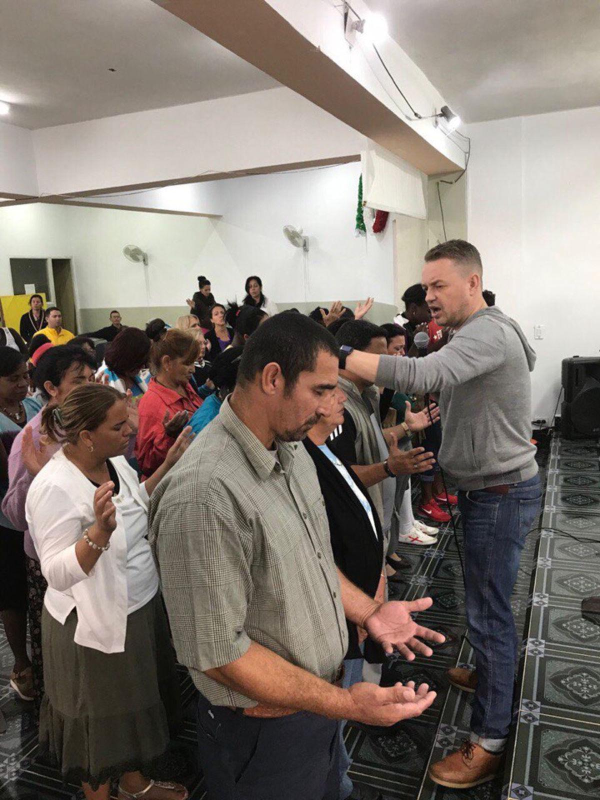 Епископ Павел Рындич: «Служение нуждающимся людям — это вклад в будущее кубинского народа»