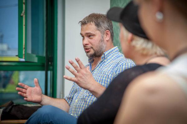Пастор Михаил Дубровский проводит в Польше цикл встреч «Миссия в профессии»
