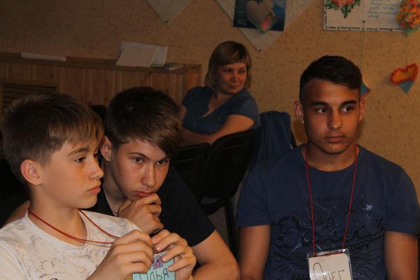 Детская конференция «Глория 2018» в селе Кетово