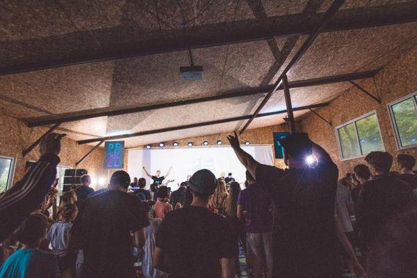 Молодёжь из 23 церквей Дальнего Востока приняла участие в #PENUELCAMP