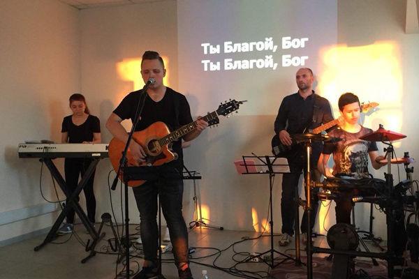 Группа прославления из Калуги провела тур Вечеров хвалы в 5 городах