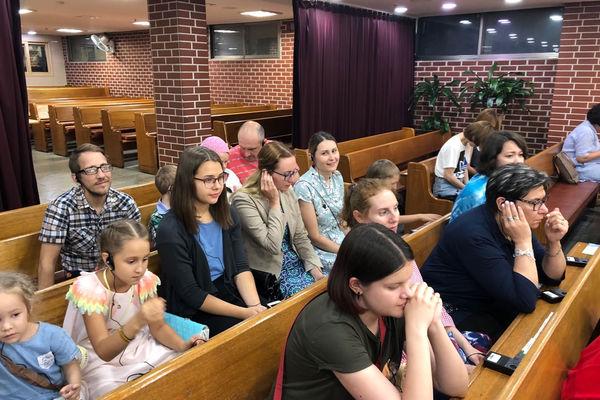 Российские миссионеры: Молодёжь Кореи нуждается в Евангелии