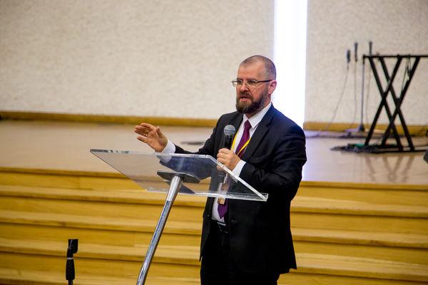 Епископ Сергей Ряховский: «Нам нужно быть кроткими, смиренными, но дерзновенными и делать Божью работу»