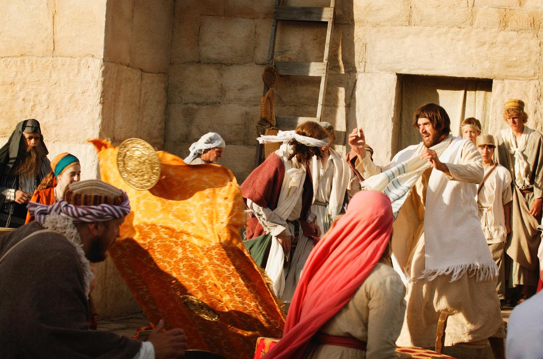 Грубияны во имя Иисуса