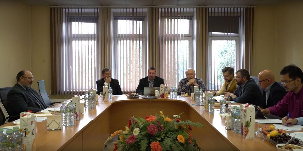 82-е заседание Консультативного Совета Глав Протестантских Церквей России прошло в Москве
