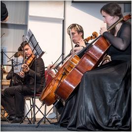 Открытие IV сезона органных концертов в московской церкви «Голгофа»