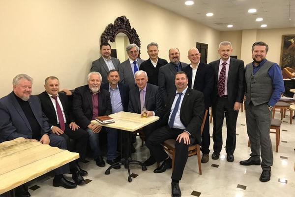 Главы протестантских церквей России встретились в «Благой вести»