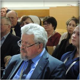 Второй день работы конференции «Церковь, влияющая на общество» г. Санкт-Петербург