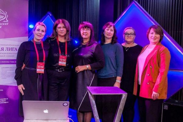 На Большом Соборе РОСХВЕ был представлен благотворительный проект «Женская лига»