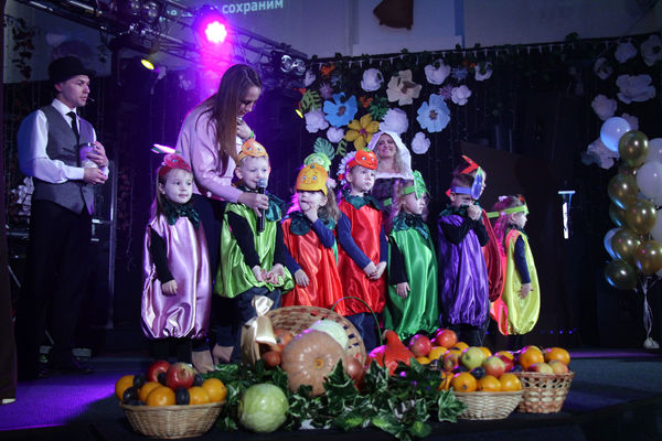 Церковь «Христа Воскресшего» отметила праздник жатвы