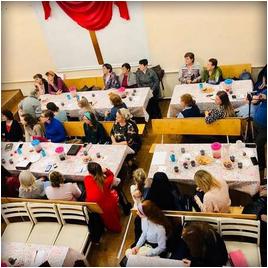 «Восстань и светись» - Всемирный день молитвы Женского отдела Всемирного Альянса Баптистов