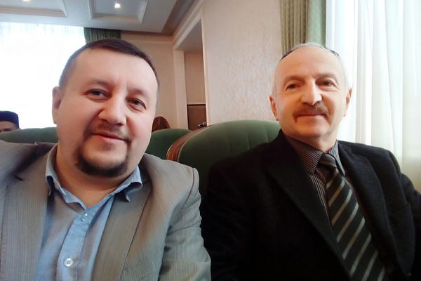 Пастор Сергей Киреев принял участие в совещании по антитеррористической защищенности объектов религиозных организаций
